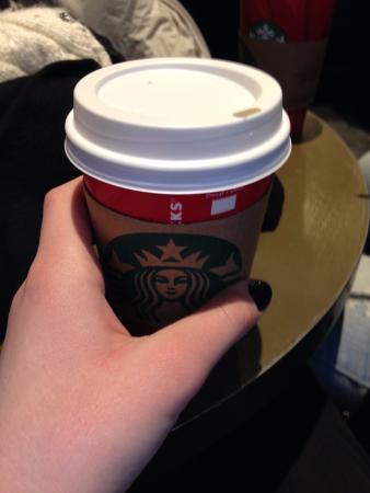 Starbucks: Chai latte