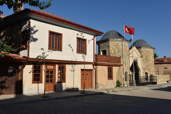 Suleyman Demirel Demokrasi ve Kalkınma Muzesi