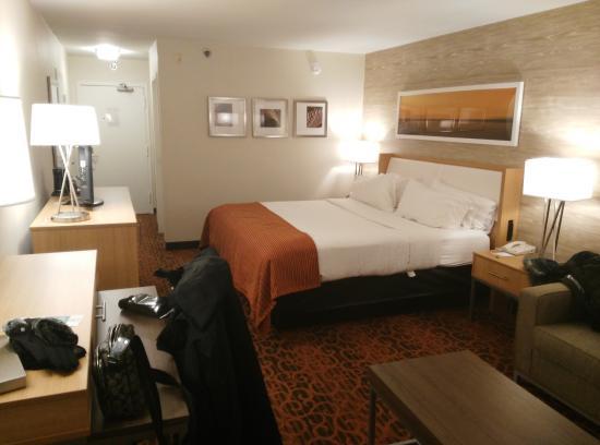 Holiday Inn San Antonio Downtown: room