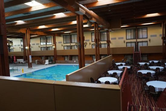 Swimming Pool Picture Of Holiday Inn Hotel Suites St Cloud Saint Cloud Tripadvisor