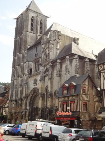 Eglise à Pont-Audemer