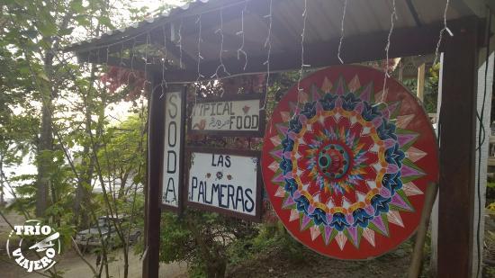 Image result for soda tipica las palmeras montezuma