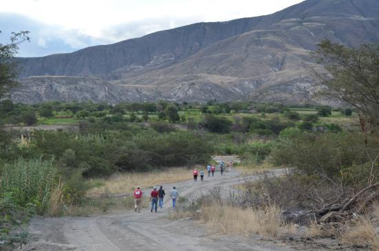 Ambuqui, Ekwador: el ramal