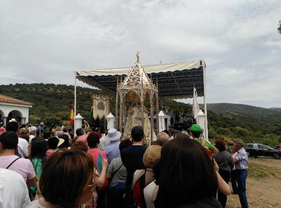 Torrecampo, Spain: Ermita de la Virgen de las Veredas