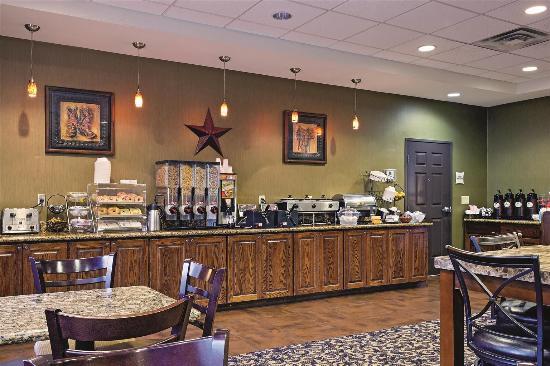 Richland Hills, Teksas: Restaurant
