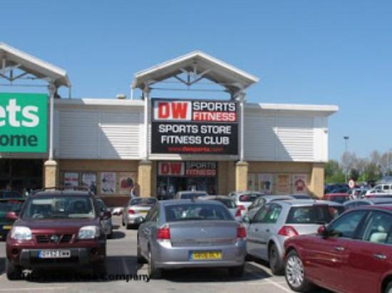 DW Sport Fitness Leigh
