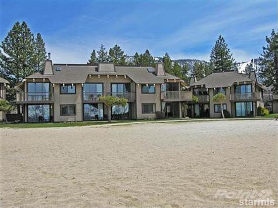 Tahoe Lakeshore Lodge and Spa : Condominium View