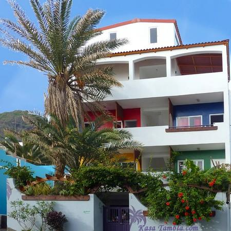 Ponta Do Sol, Кабо-Верде: Hotel Kasa Tambla