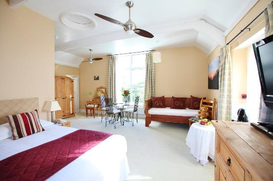 Fernhill Hotel: Studio
