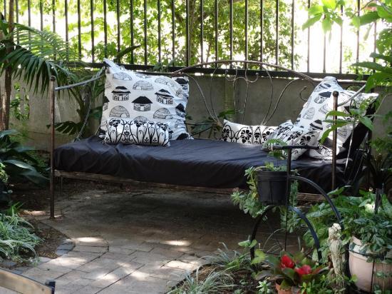 Simonsberg Guest House: my favorite spot..