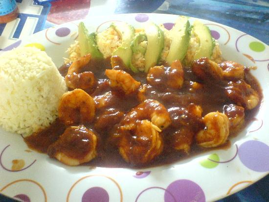 Wild Foodie Tours: Shrimp a la Diabla