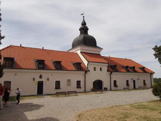 Post-Camaldolian Monastery in Wigry