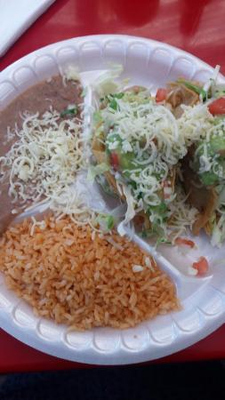 Photo of Mexican Restaurant Taco Delta at 3806 W Sunset Blvd, Los Angeles, CA 90026, United States