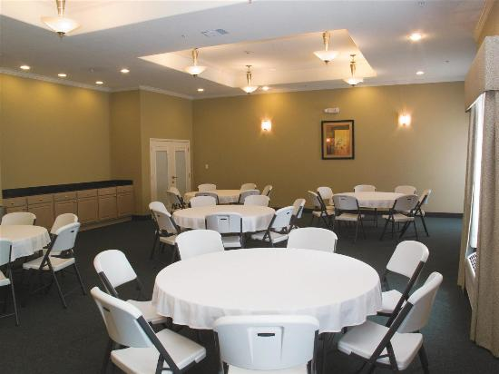 La Quinta Inn & Suites San Antonio The Dominion : Meeting room