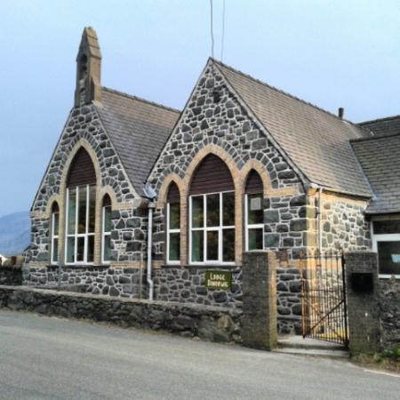 Gwynedd, UK: Lodge Dinorwig