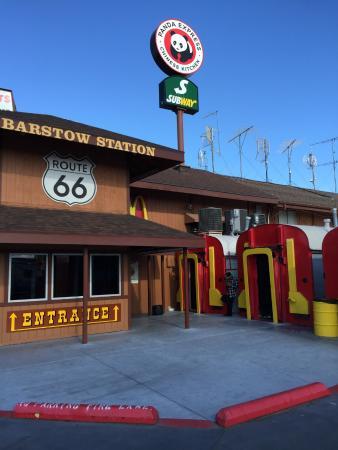 Barstow Fast Food Restaurants