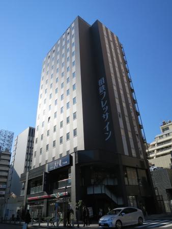 Sotetsu Fresa Inn Shimbashi Hibiyaguchi: 外観