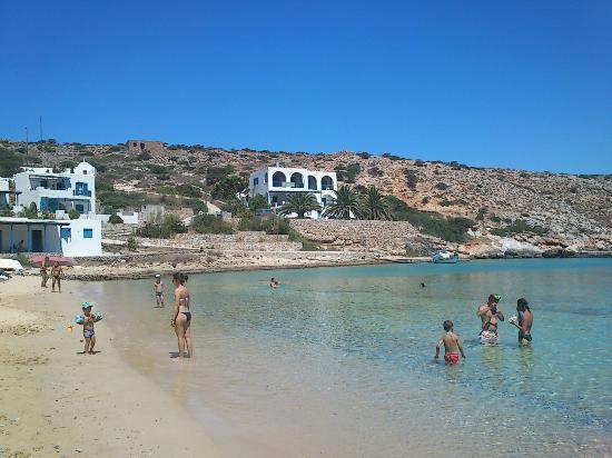 Agios Georgios, Yunanistan: Παραλία του Αγίου Γεωργίου