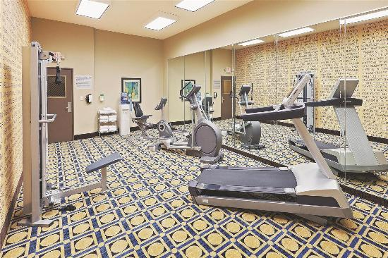 La Quinta Inn & Suites Houston Energy Corridor: Health club