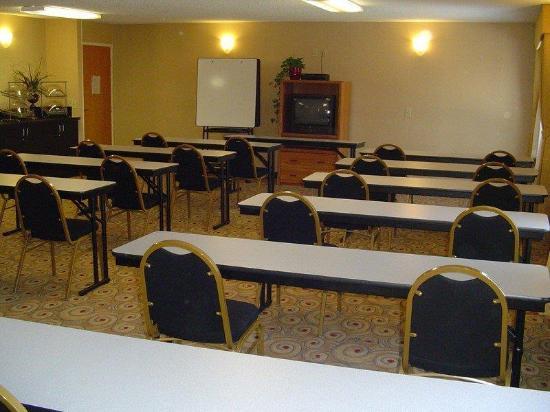 Days Inn Bloomington Normal: Meeting room