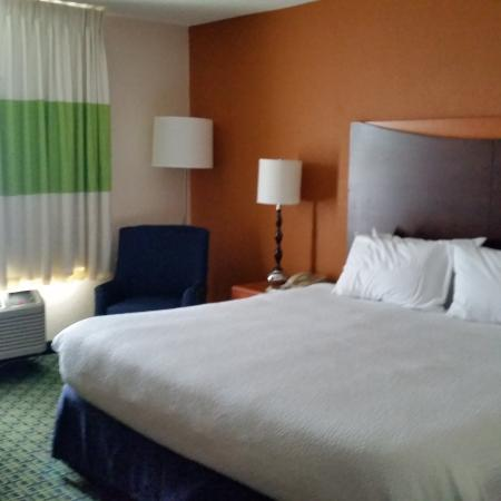 Bilde fra Fairfield Inn & Suites Kansas City Airport