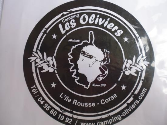 Monticello, Francia: les olivers