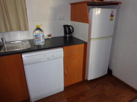 Waikerie, Australia: Full size fridge