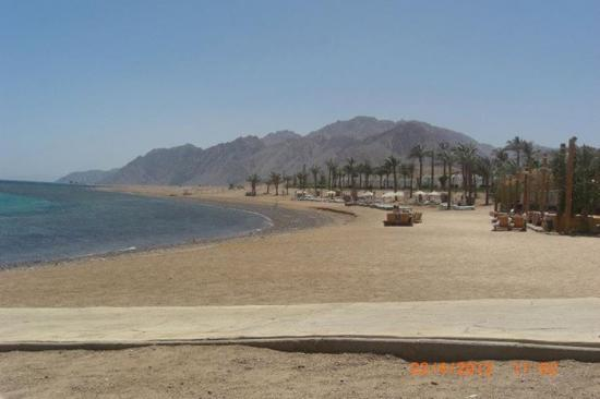 Le Meridien Dahab Resort: View from beach pods