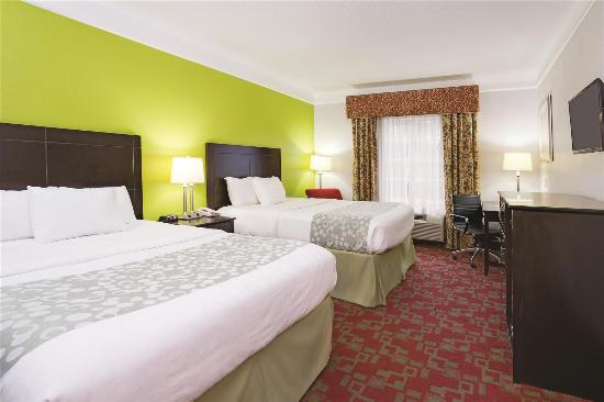 La Quinta Inn & Suites St. Augustine : Guest room