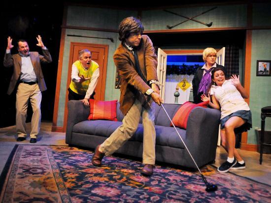 Melbourne Civic Theatre: Fox on the Fairway - comedy