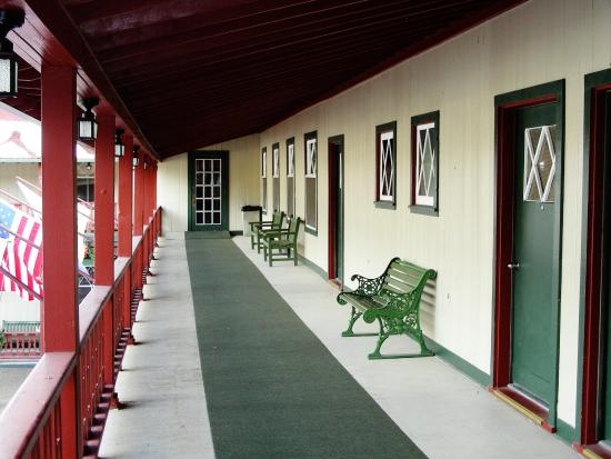 Redstone, CO: 2nd Floor Balcony