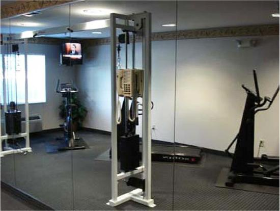 La Quinta Inn Richmond South: Fitness Center