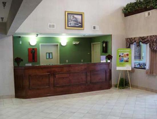 La Quinta Inn Richmond South: Lobby