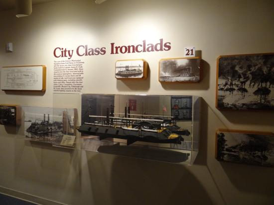 Mississippi River Museum at Mud Island: photo1.jpg