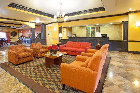 Brandon, MS: Lobby view