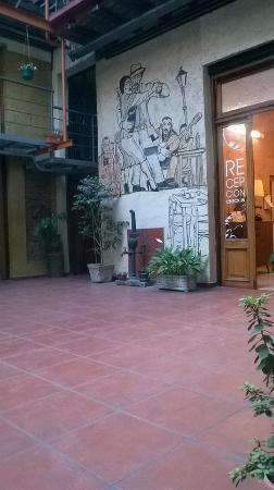 Hotel Parada: Um encanto