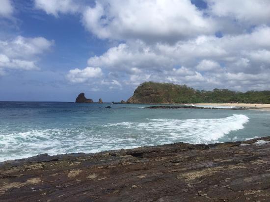Matilda's: Vista desde Los Playones, mal conocida como playa Maderas por los surfistas