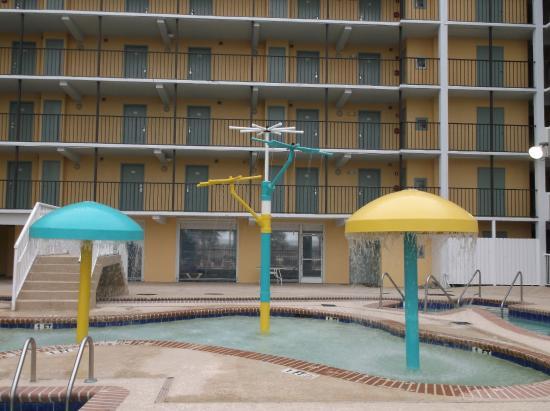 Bermuda Sands Motel: 12 mars 2015