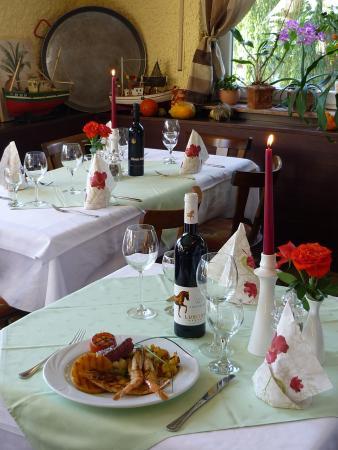 Tischdeko Picture Of Restaurant Cavalo Negro Dreieich Tripadvisor