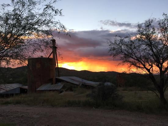 Nogales, AZ: Amazing Sunsets