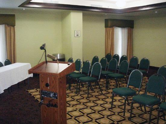La Quinta Inn & Suites Bryant: Meeting room