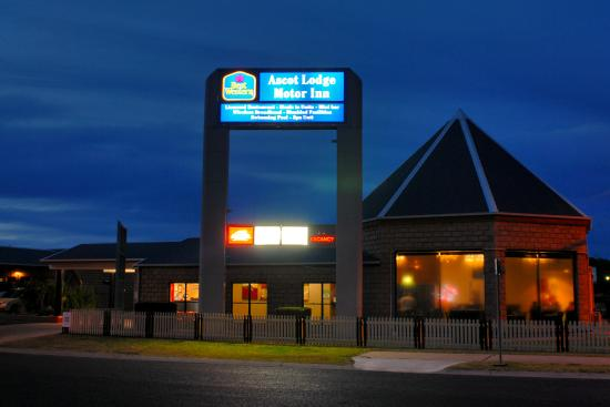 BEST WESTERN Ascot Lodge Motor Inn