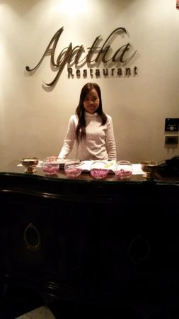 Pera Palace Hotel, Jumeirah: BF in Agatha restaurant