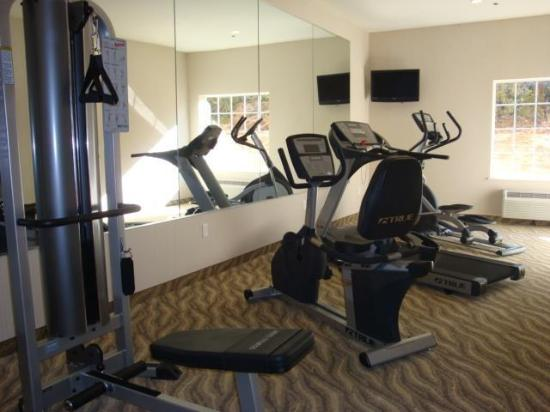 La Quinta Inn & Suites Glen Rose: Fitness Center