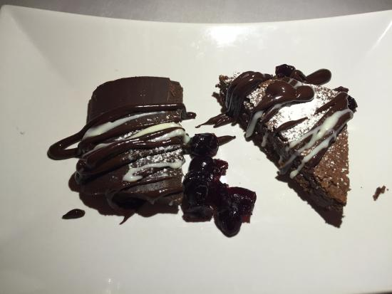 Westfield, NJ: Yummy Dessert with Flash!