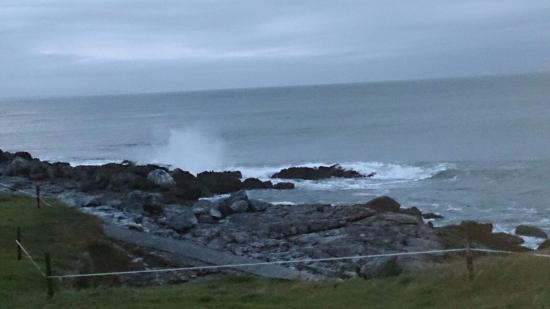 Corofin, ไอร์แลนด์: lebendiger Atlantik