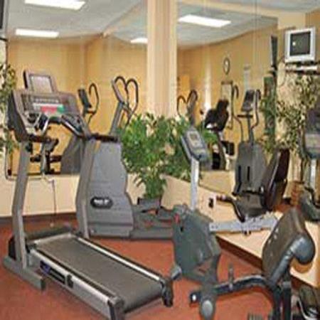 La Quinta Inn & Suites Vancouver: Health club