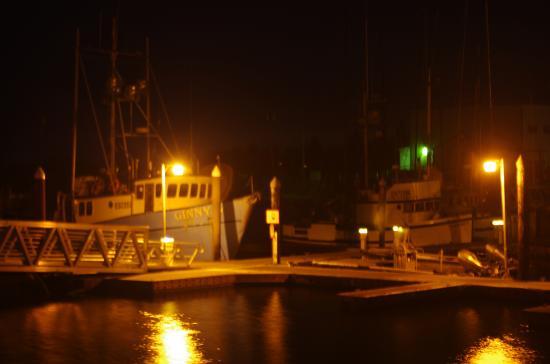 Charleston, OR: East Dock