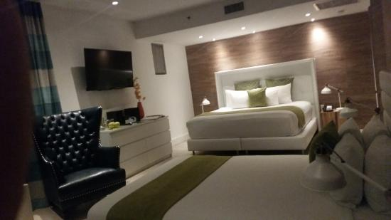 Chesterfield Hotel Suites Chambre