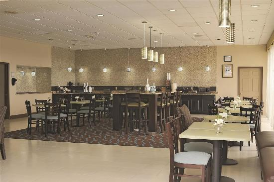 La Quinta Inn Sweetwater: Restaurant
